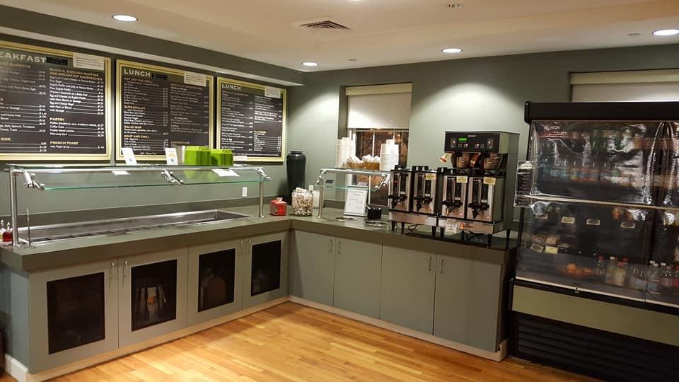 Elms Cafe